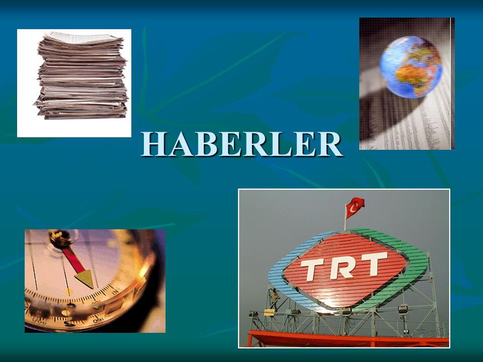 HABERLER