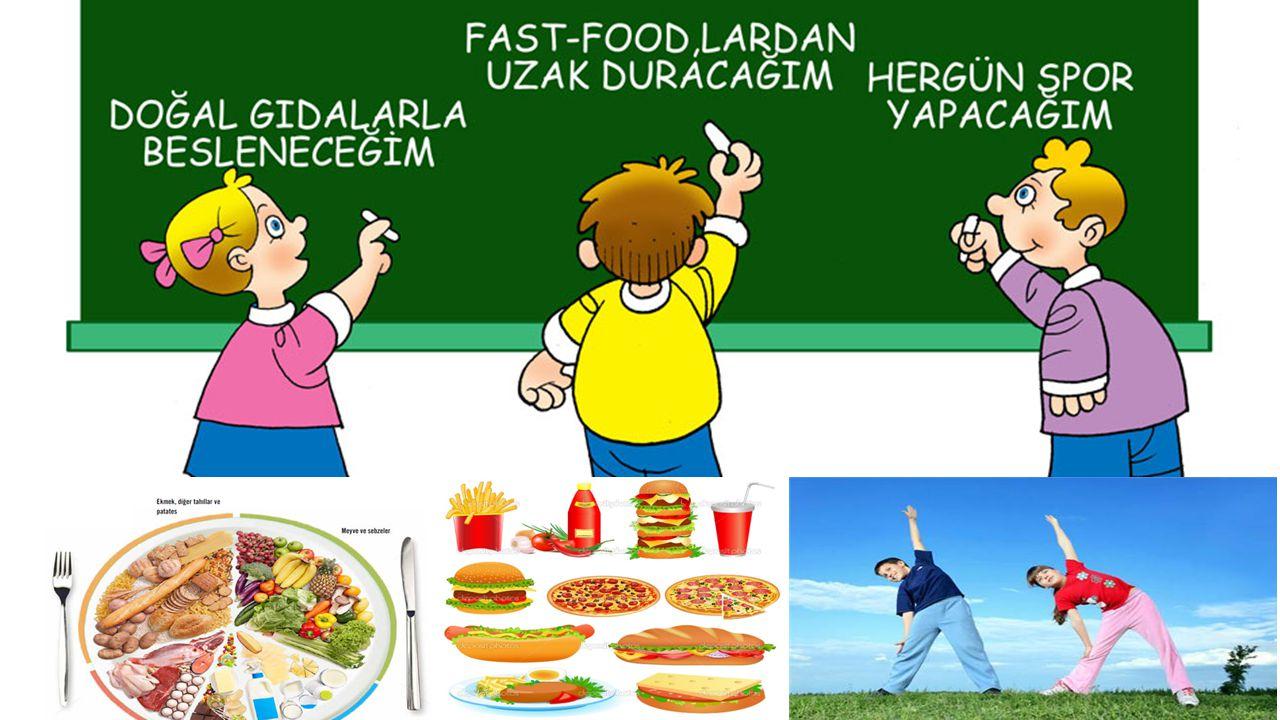 FAST FOOD NEDİR.