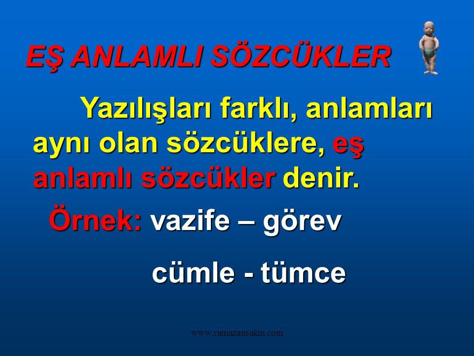"www.ramazansakin.com O halde, ""talebe"" ""talebe"" sözcüğü ile ""öğrenci"" ""öğrenci"" sözcüğü eş anlamlıdır....eş anlamlıdır....eş anlamlıdır....eş anlamlıd"