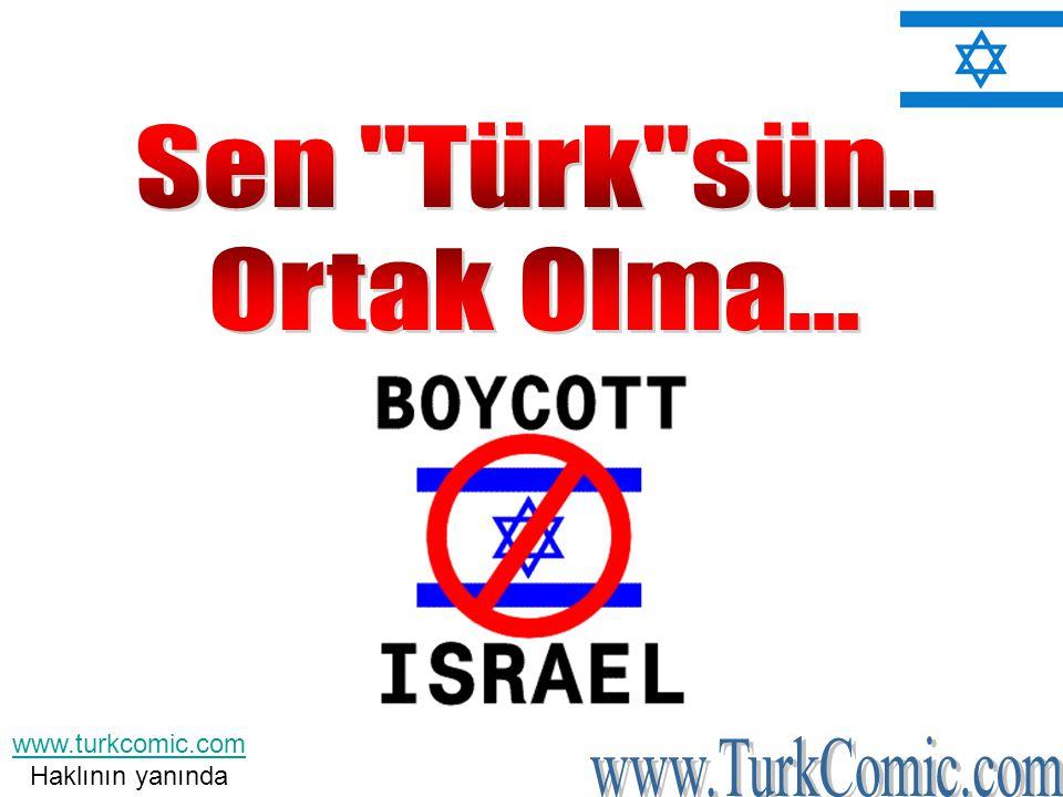 www.turkcomic.com Haklının yanında