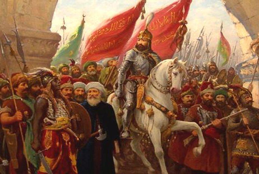 İstanbul'un fethi İstanbul un Fethi, 29 Mayıs 1453 te, şehri günlerdir kuşatan Osmanlı ordusunun, şimdi İstanbul olarak bilinen, o zamanki adıyla Konstantinopolis komutanlığında fethetmesidir.