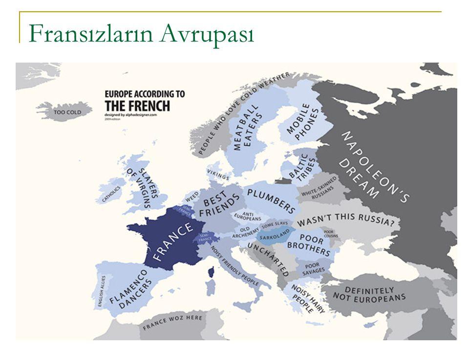 Fransızların Avrupası