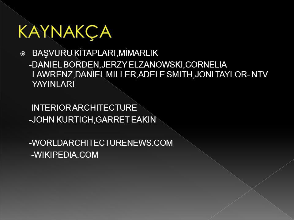  BAŞVURU KİTAPLARI,MİMARLIK -DANIEL BORDEN,JERZY ELZANOWSKI,CORNELIA LAWRENZ,DANIEL MILLER,ADELE SMITH,JONI TAYLOR- NTV YAYINLARI INTERIOR ARCHITECTU