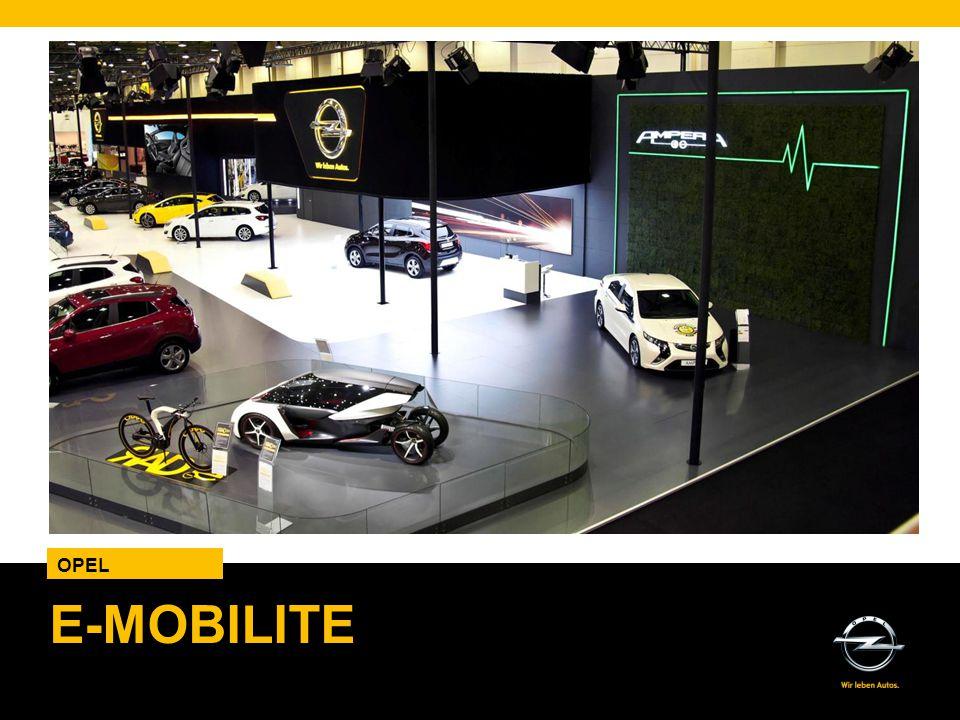 AGENDA. Yeni ASTRA Günleri E-MOBILITE OPEL AUTOSHOW