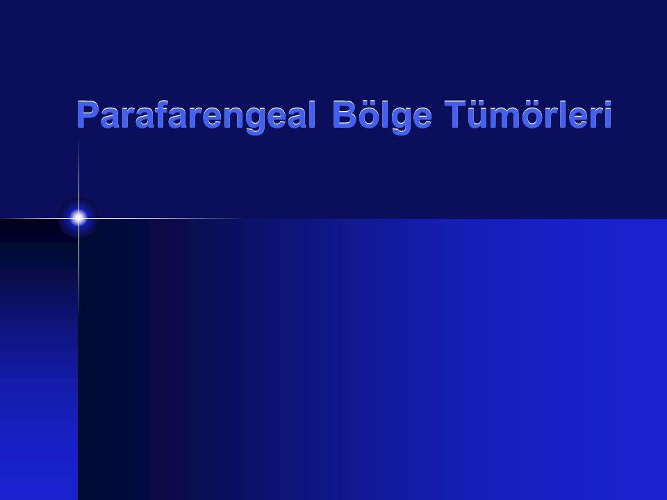 Cerrahi Transservikal-Transmandibuler Mandibular swing Mandibulotomi Lateral Anterior (Midline) → Trakeotomi Süperior kısım Attia Bentley  Benign tümörlerde gereksiz  Mandibulotomisiz