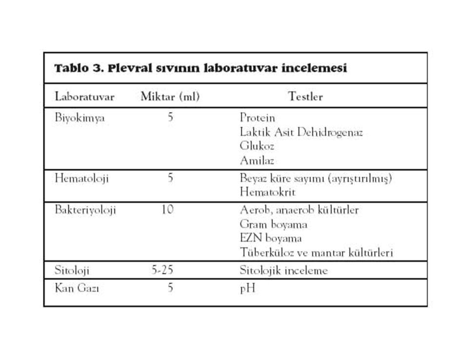 Patoloji Antitbc tedavi için göğüs hastalıklarına yönlendirildi Hastanın iştahsızlık ve hafif ateş şikayetleri de varmış