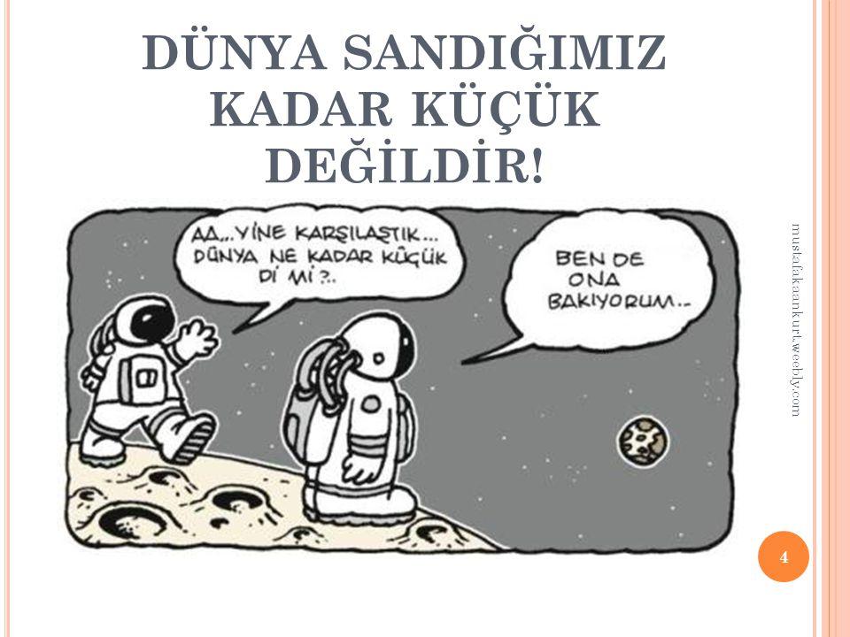 DÜNYA VE ATMOSFERİN KATMANLARI 5 mustafakaankurt.weebly.com