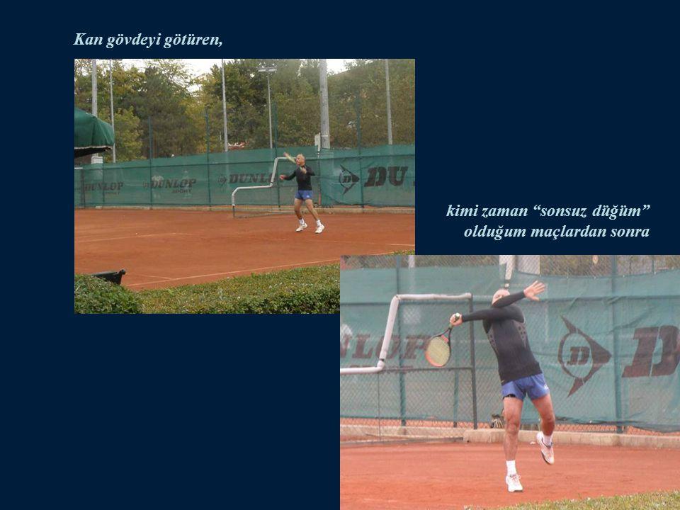 3. turnuva ise 18-26 Ekim 2008'de, Veteran Tenisçiler Birliği'nin yaş kategorilerine göre Ankara Tenis Şampiyonasıydı. Bu turnuva sadece A.T.K. tenisç