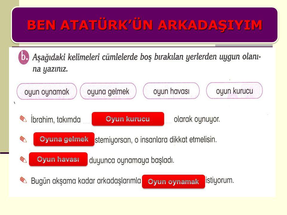 Türk ocağı binasının yapımı ile ilgilenmek için, Atatürk'ün ölüm haberini duyunca Büyükler nereden arkadaşın olurdu? diye sorduklarında,