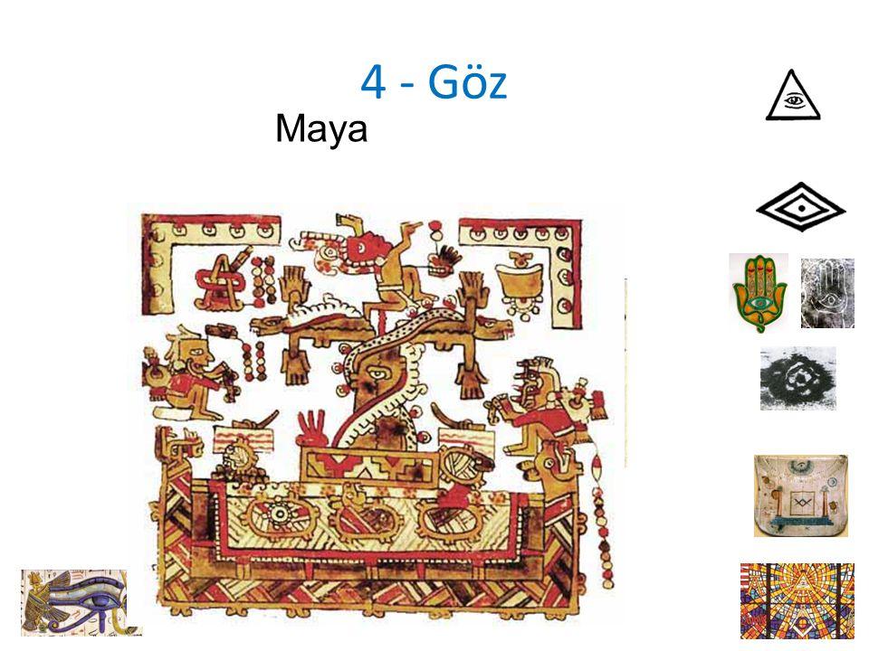 4 - Göz Mısır Maya