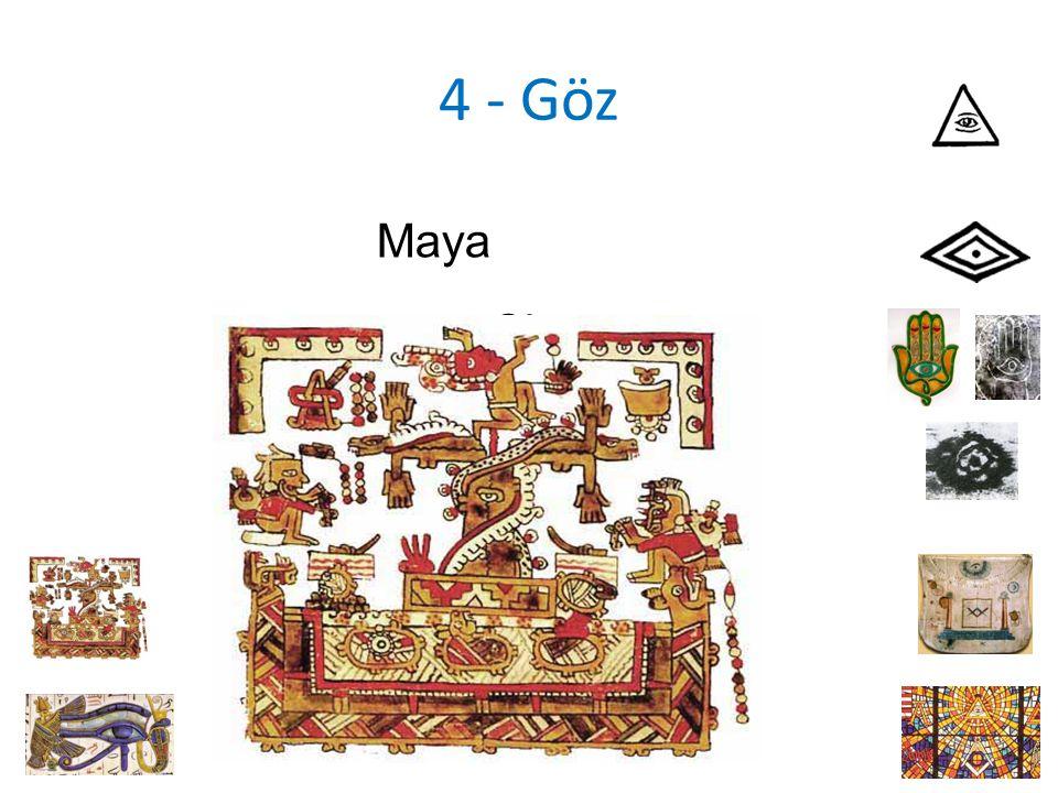 4 - Göz Çin Maya
