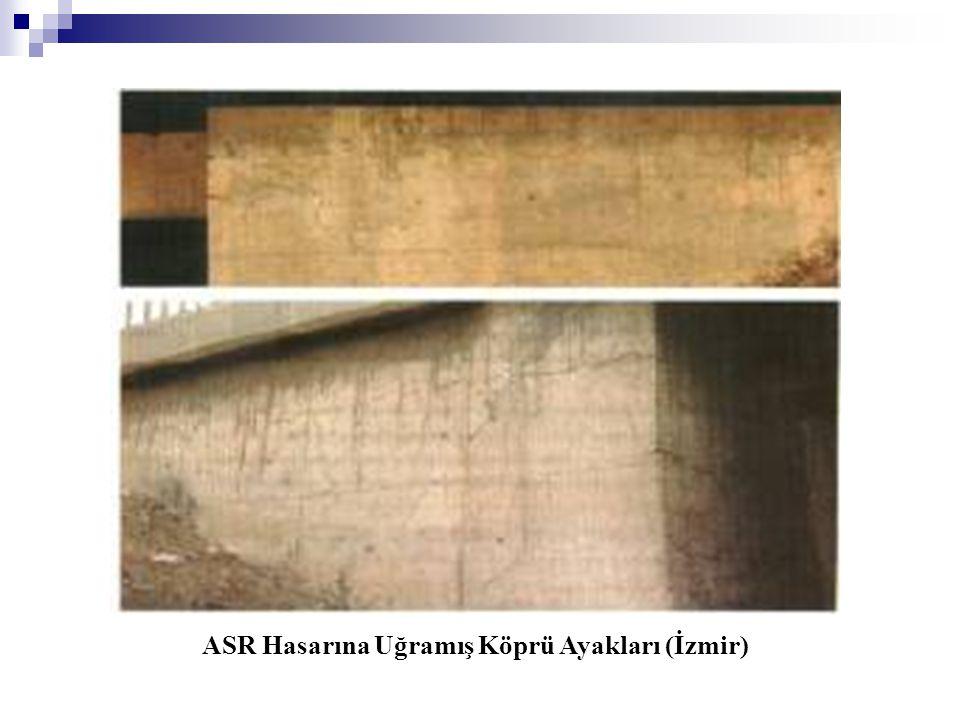 ASR Hasarına Uğramış Köprü Ayakları (İzmir)