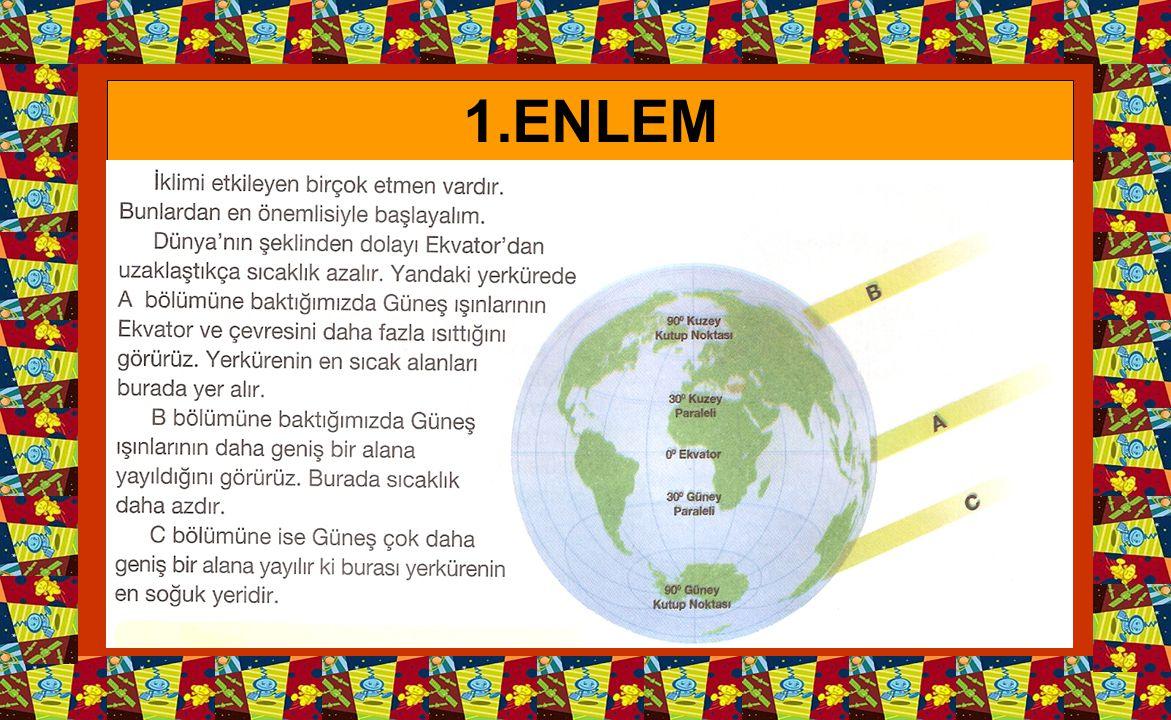 1.ENLEM