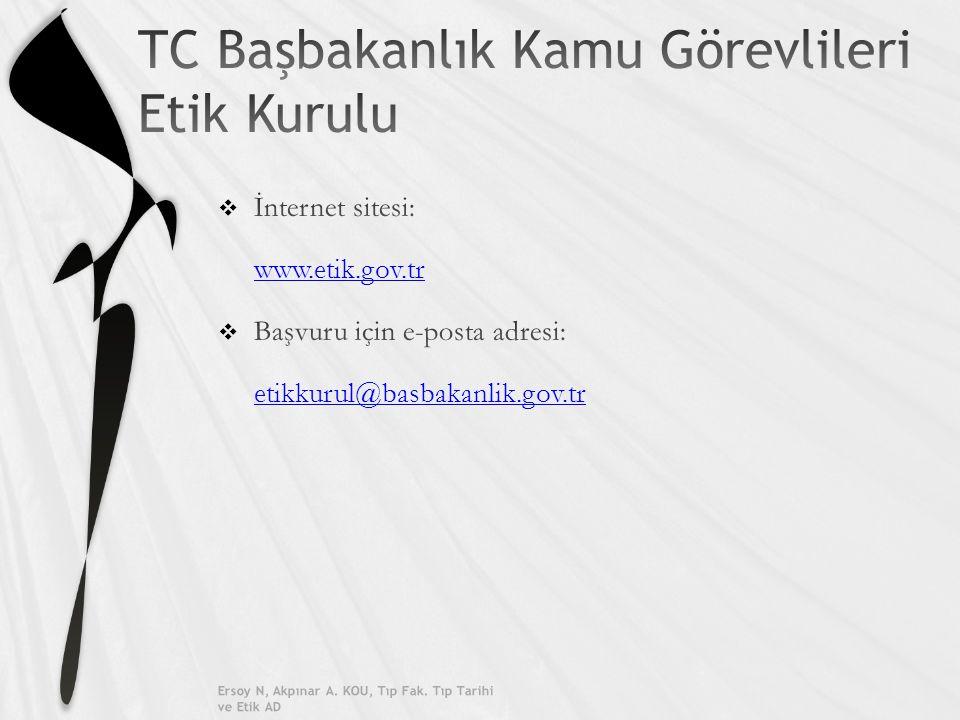:: İHLAL KARARLARI (RESMİ GAZETE DE İLAN EDİLMİŞTİR) KARAR TARİHİ KARAR SAYISI İHLAL EDİLEN ETİK İLKELER 108/01/20102010/3 Dürüstlük ve tarafsızlık (Yönetmelik m.9), Saygınlık ve Güven (m.10), Çıkar çatışmasından kaçınma (m.13), Görev ve yetkilerin menfaat sağlamak amacıyla kullanılmaması (m.14), Kamu malları ve kaynaklarının kullanımı (m.16), Bağlayıcı açıklamalar ve gerçek dışı beyan (m.18) 225/09/20092009/37 Dürüstlük ve Tarafsızlık (Yönetmelik m.9) 305/11/20092009/40 Saygınlık ve Güven (Yön.