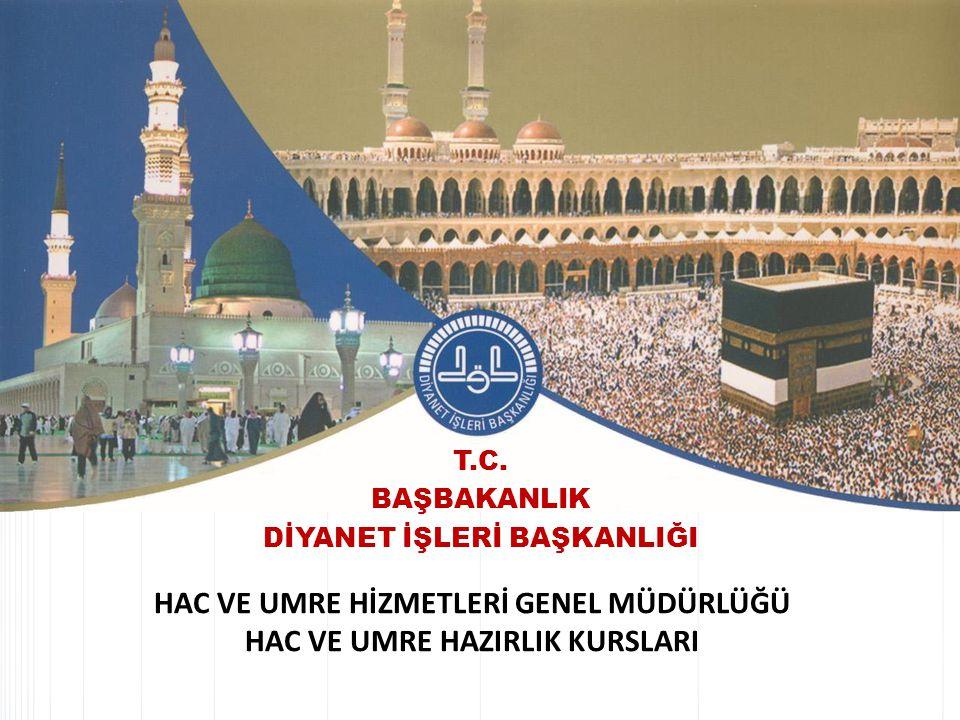 * Safa ve Merve tepeleri Allah'ın (cc) sembollerindendir.
