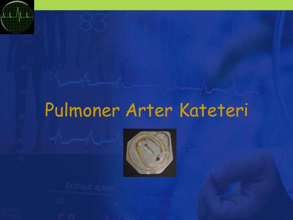 Pulmoner Arter Kateteri