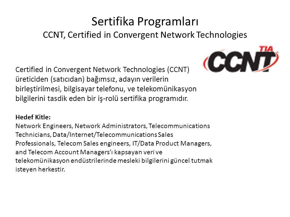 Sertifika Programları ECDL, European Computer Driving License KİMLER İÇİN.