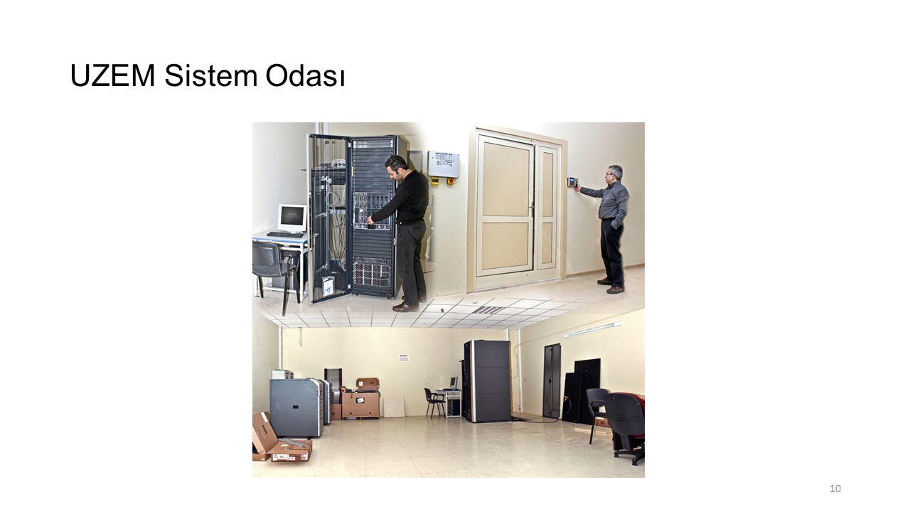 UZEM Sistem Odası 10