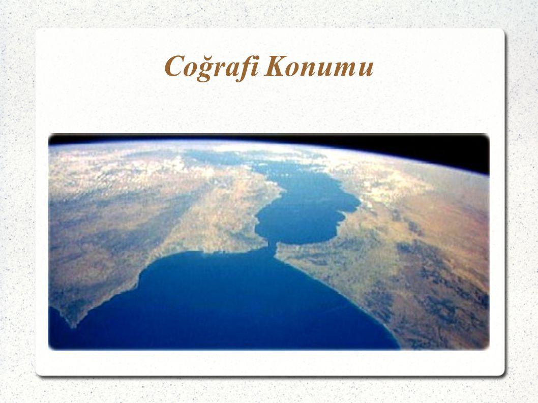 Coğrafi Konumu