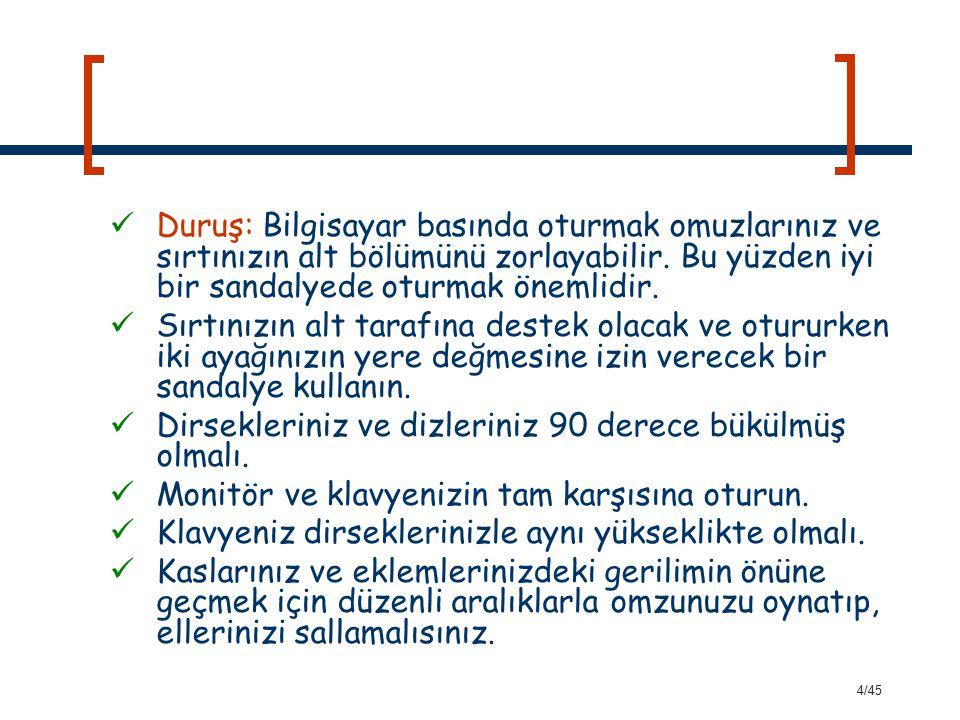 45/45 Kaynaklar Alessi, S.M. Ve Trollip, S.R. (2001).