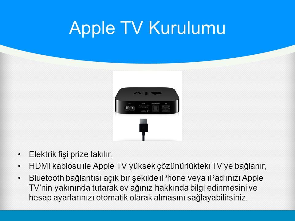 Ses Biçimleri HE-AAC (V1), AAC (16 - 320 Kbps), Korumalı AAC (iTunes Store dan), MP3 (16 - 320 Kbps), MP3 VBR, Audible (2, 3 ve 4 biçimleri), Apple Lossless, AIFF ve WAV; Dolby Digital 5.1 surround ses aktarma