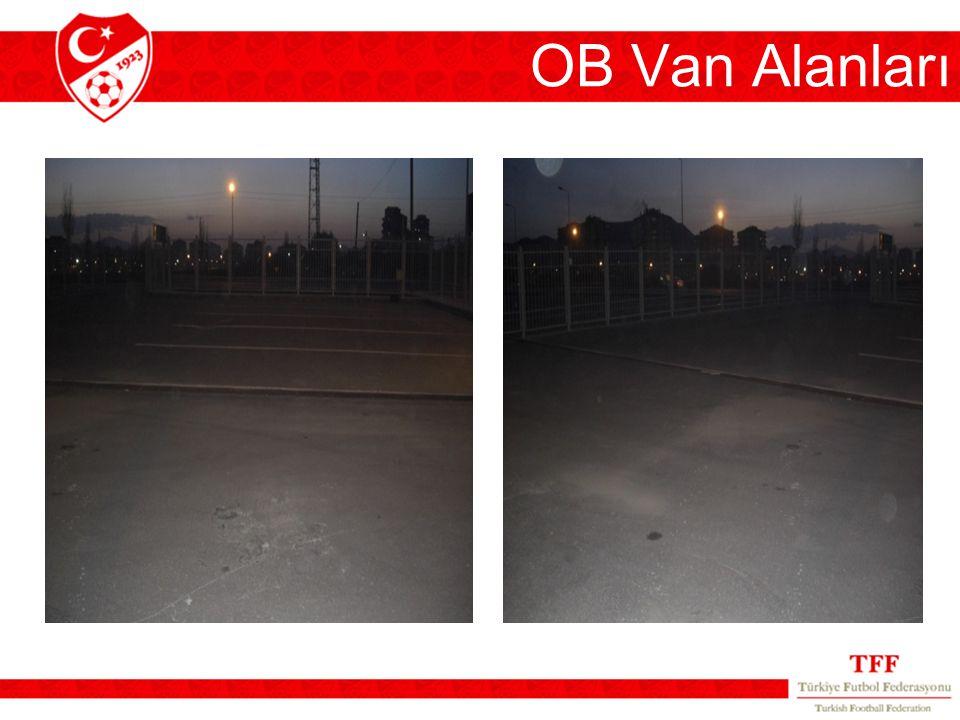 OB Van Alanları