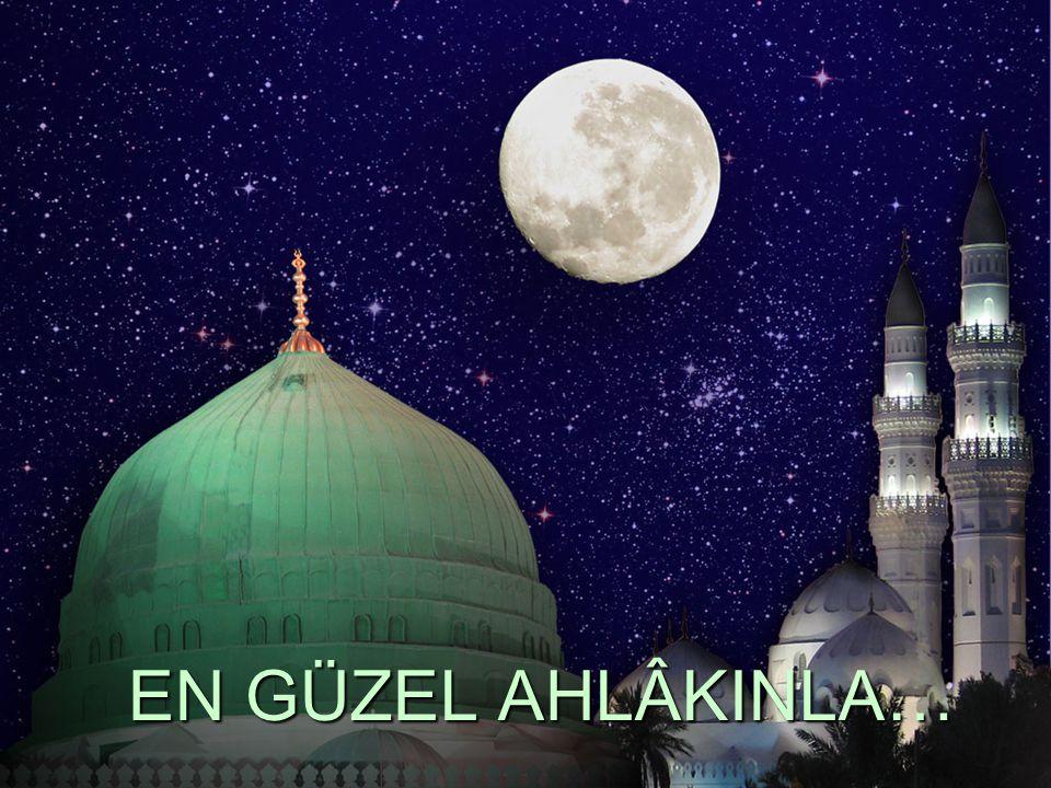 RABB'İNİ KABUL ETTİM.