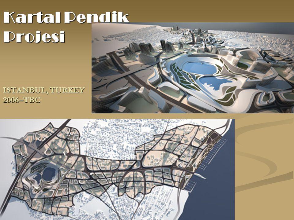 Kartal Pendik Projesi ISTANBUL, TURKEY 2006–TBC