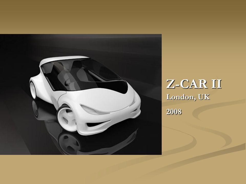Z-CAR II London, UK 2008