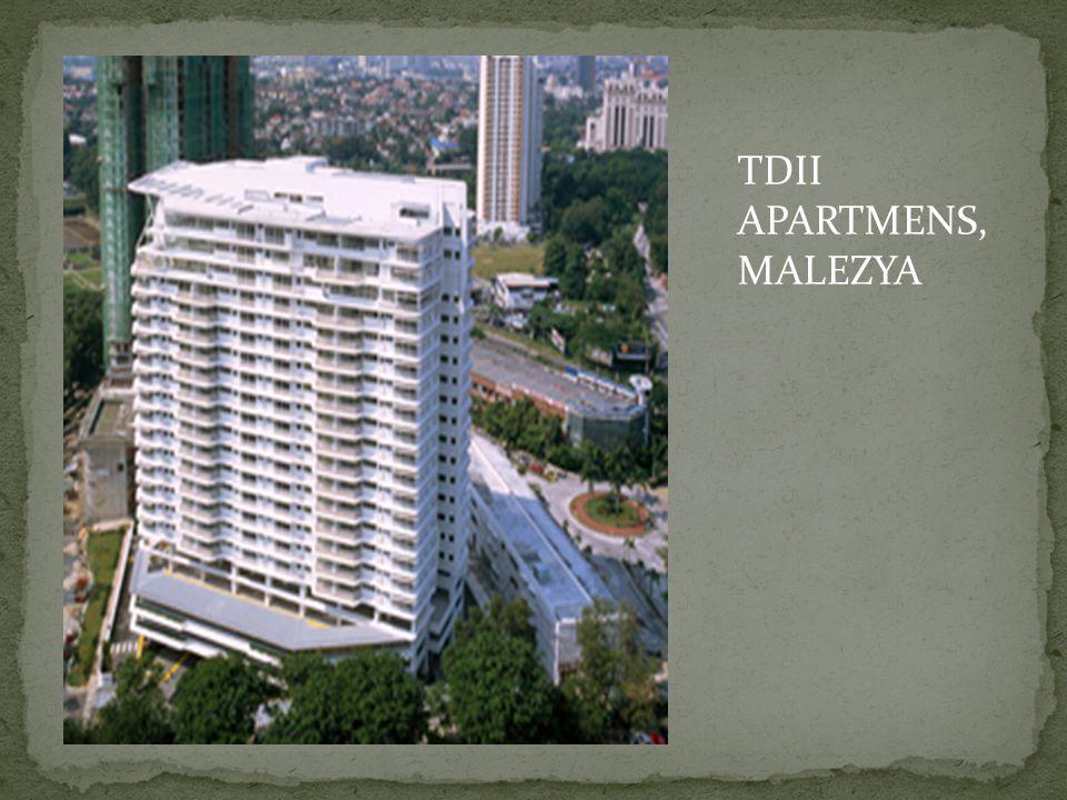 TDII APARTMENS, MALEZYA