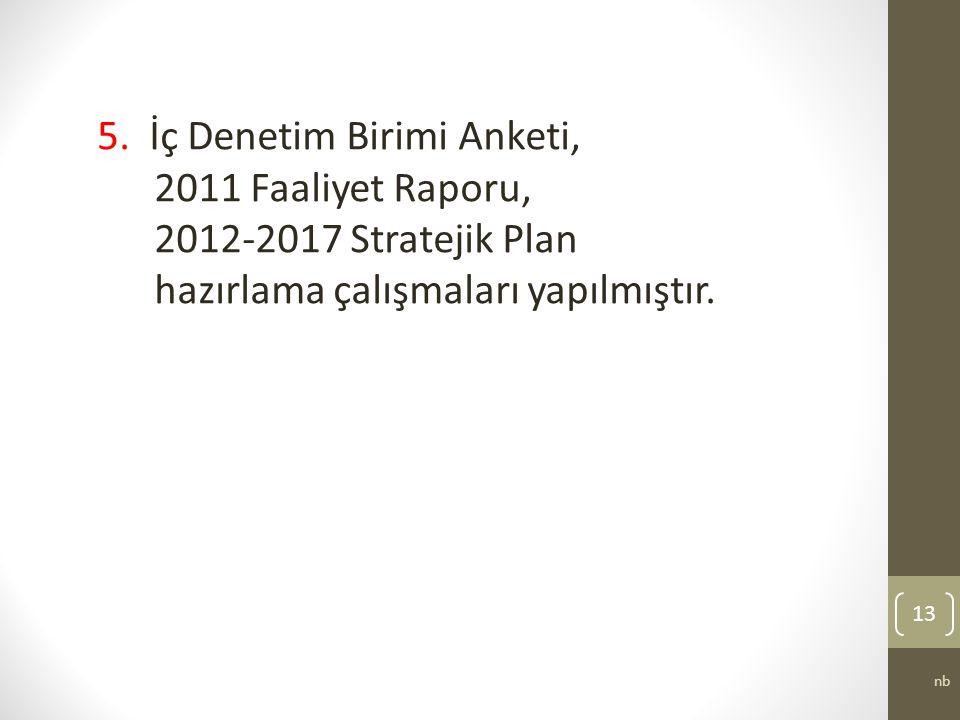 13 nb 5.