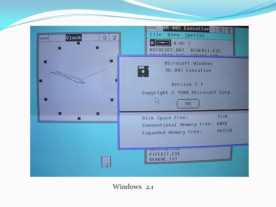 Windows 2.1