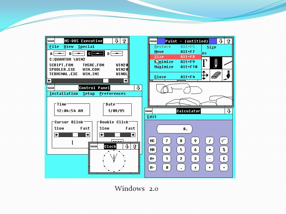 Windows 2.1