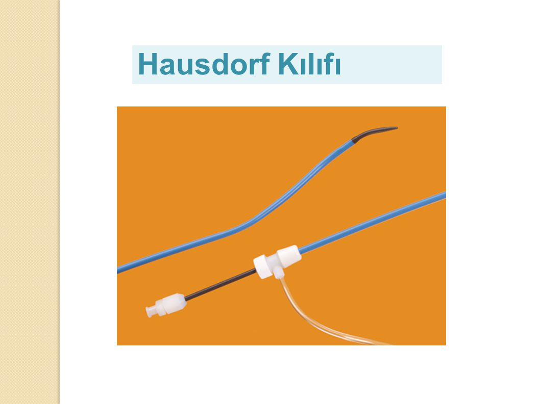 Hausdorf Kılıfı