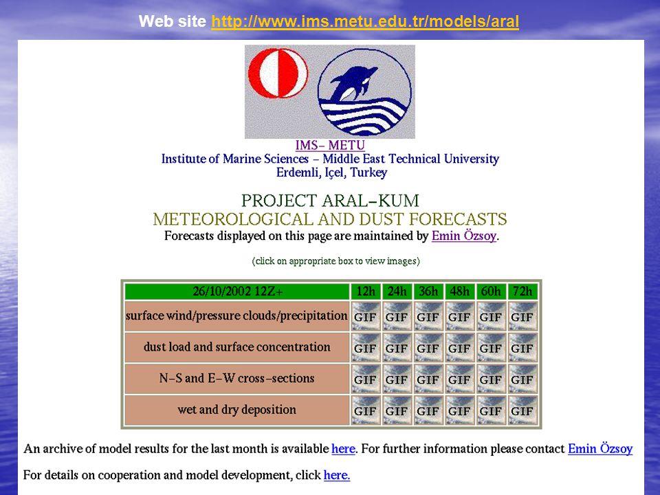 Web site http://www.ims.metu.edu.tr/models/aralhttp://www.ims.metu.edu.tr/models/aral
