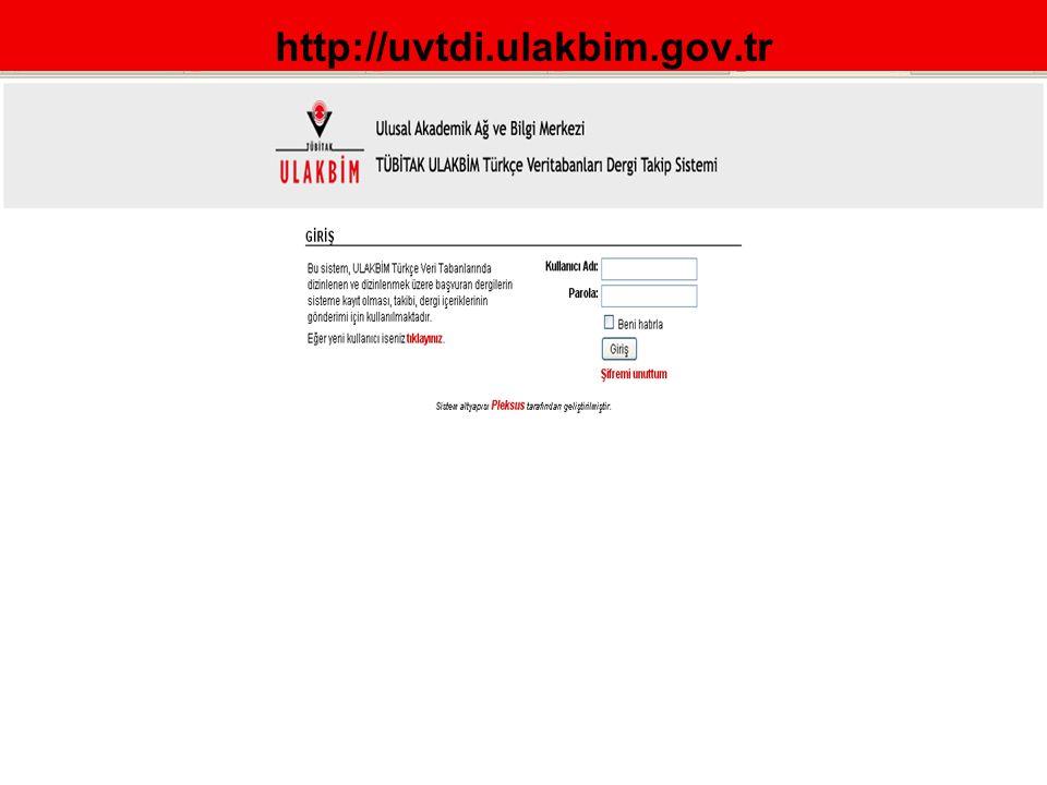 http://uvtdi.ulakbim.gov.tr