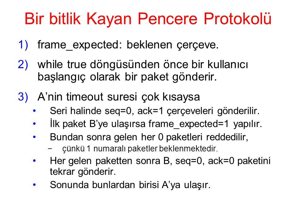 1)frame_expected: beklenen çerçeve.