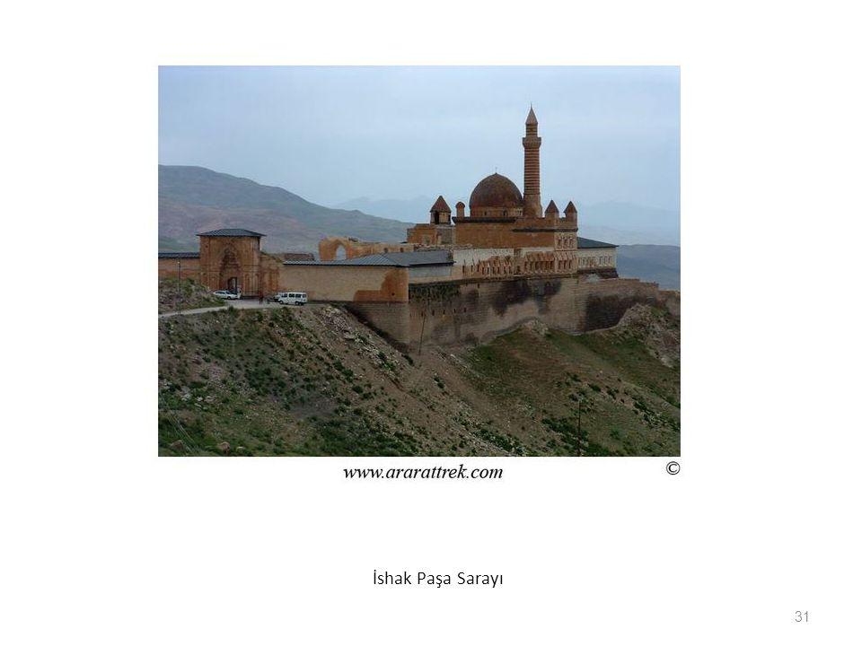 İshak Paşa Sarayı 31