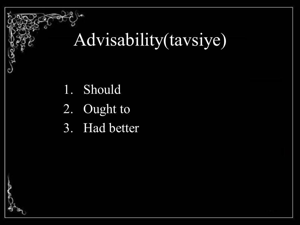 Olumsuz cümlede can t ve am/is/are not able to kullanılır.