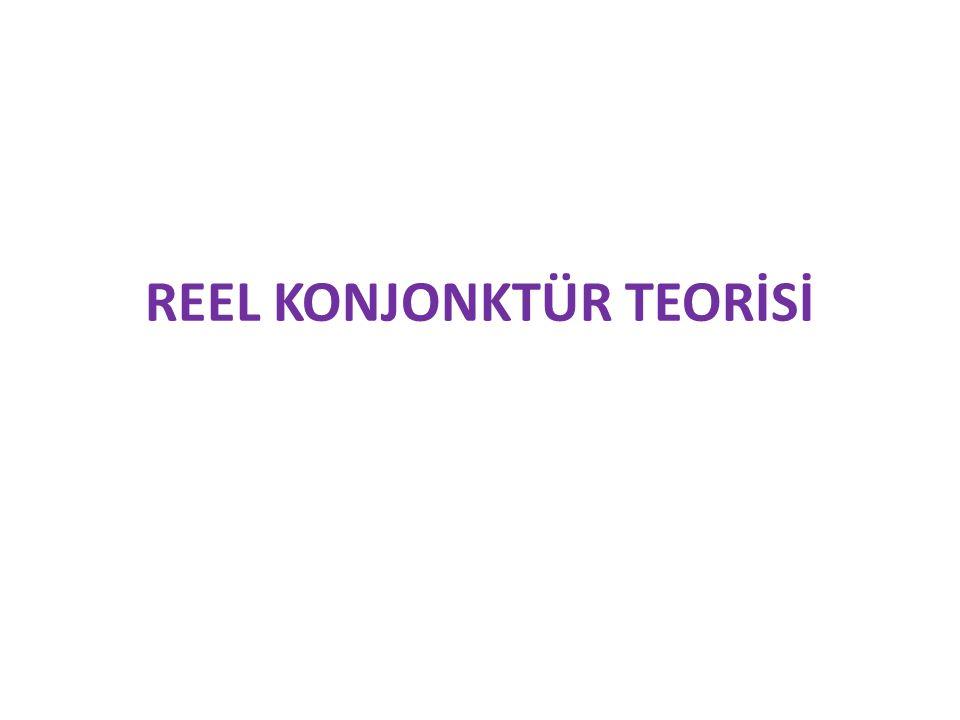 REEL KONJONKTÜR TEORİSİ