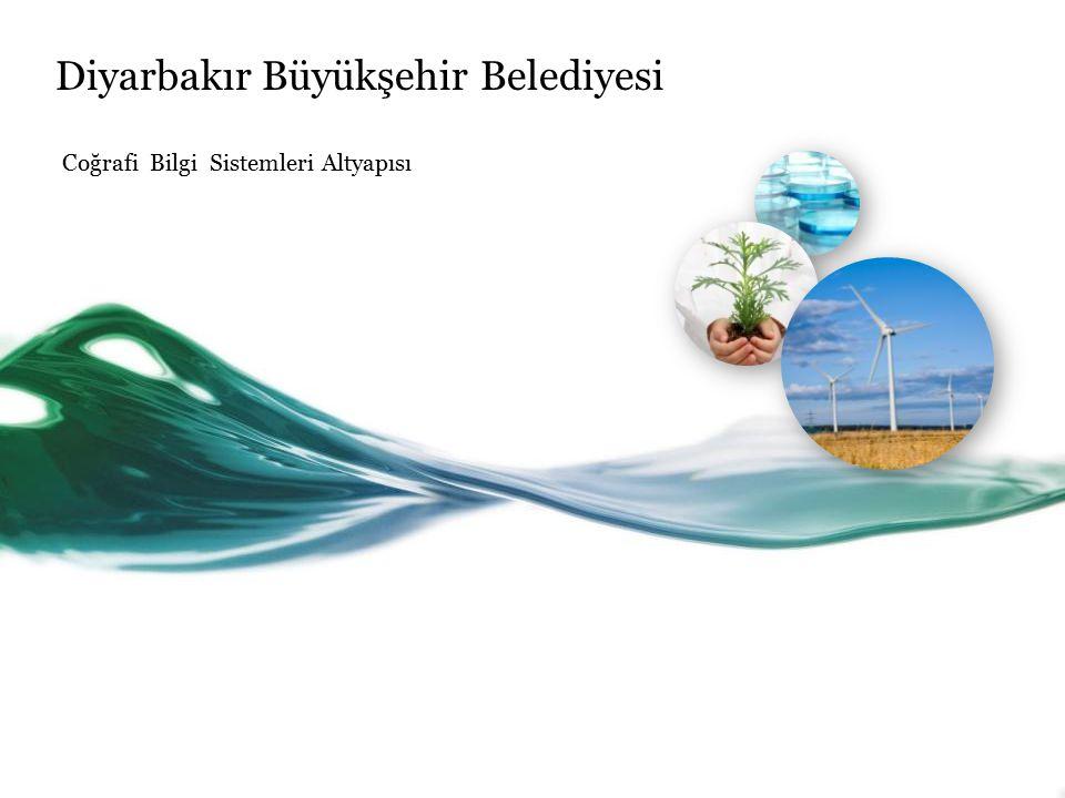 Diyarbakır Büyükşehir Belediyesi Coğrafi Bilgi Sistemleri Altyapısı