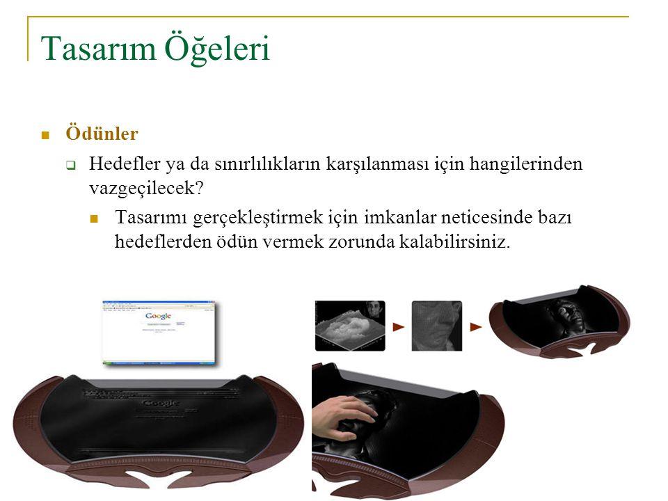 BTÖ - 411 İnsan - Bilgisayar Etkileşimi Sınırlılıklar  Hangi materyali kullanmalıyız? Magneclay( yağ bazlı madde), Braille alfabesi, Ses cihazı..  S