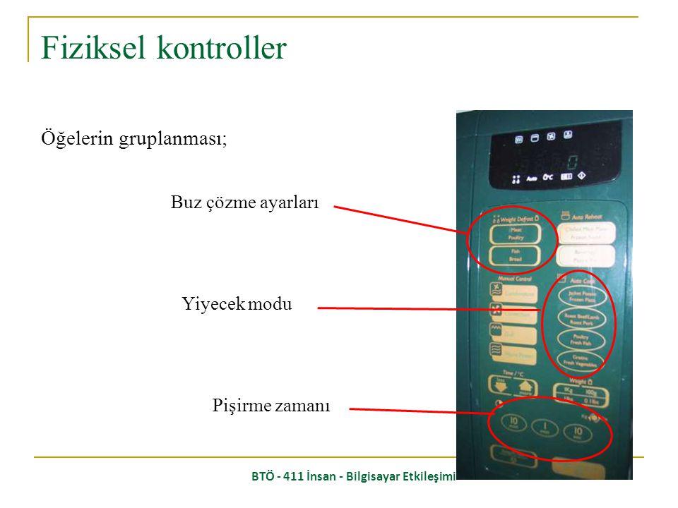 BTÖ - 411 İnsan - Bilgisayar Etkileşimi Boşluk Kullanımı -Vurgulamak için boşluk