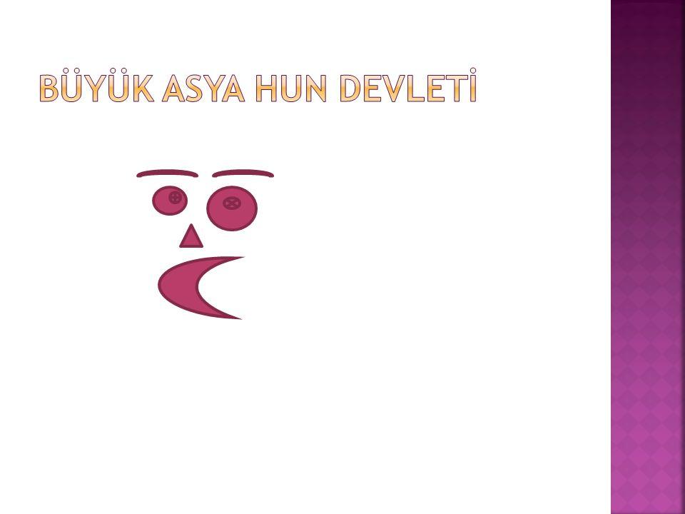  Orta Asyada kurulan ilk Türk devletidir. Merkezi Ötügendir.