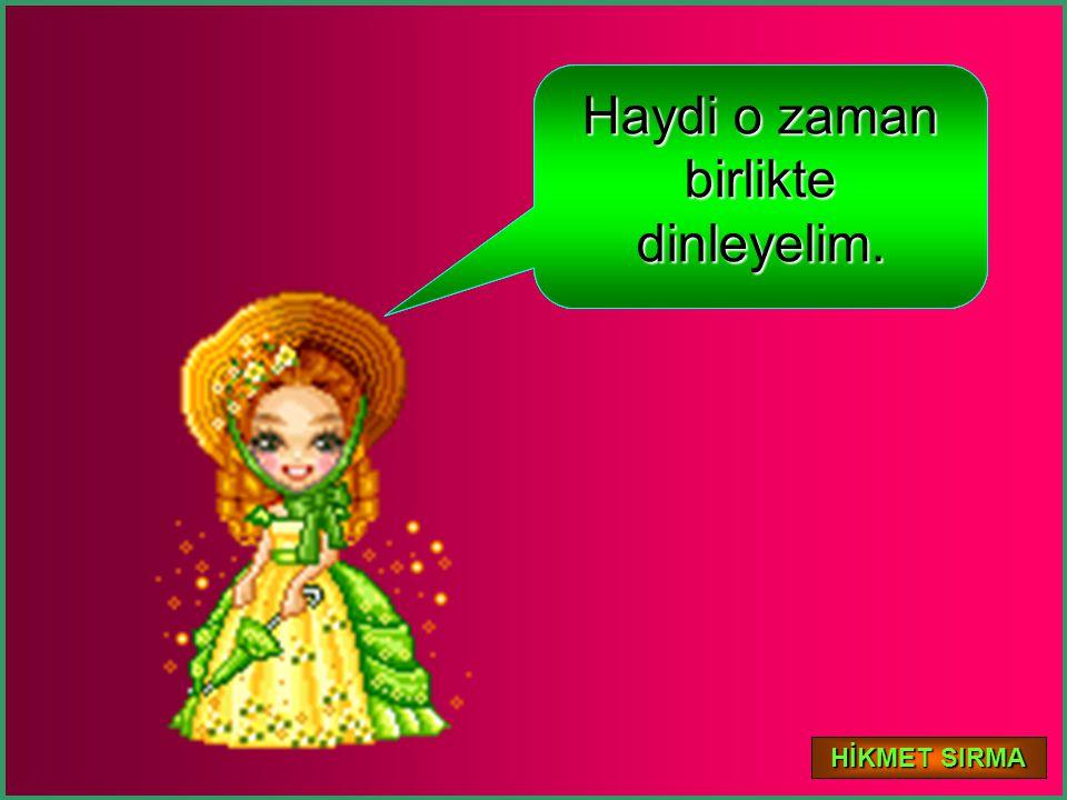 HİKMET SIRMA