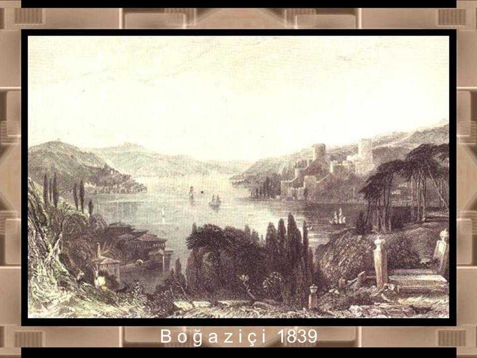 B o ğ a z i ç i 1839
