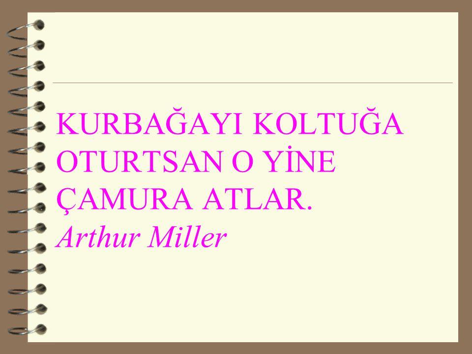 ZEKANIN MİLYONERLERİ, PARANIN MİLYONERLERİNE ACIRLAR. V.Hugo
