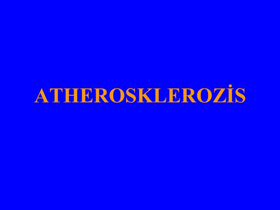ATHEROSKLEROZİS