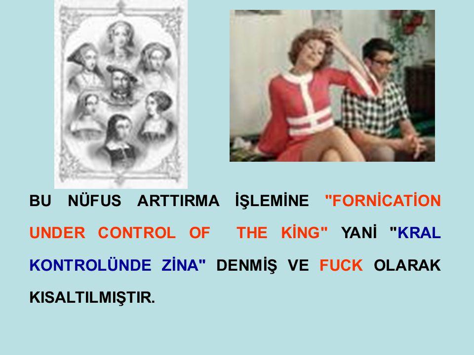 BU NÜFUS ARTTIRMA İŞLEMİNE