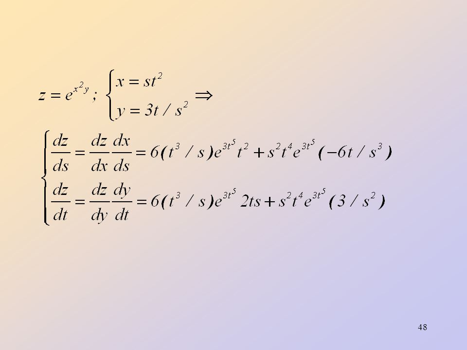 49 KAPALI FONKSİYONLARIN TÜREVİ Örnek: olsun. dır.